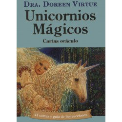 CARTAS ORACULO UNICORNIOS MAGICOS