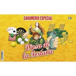 SAHUMERIO ESPECIAL DIOSA DE LA FORTUNA
