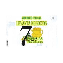 SAHUMERIO ESPECIAL LEVANTA NEGOCIOS