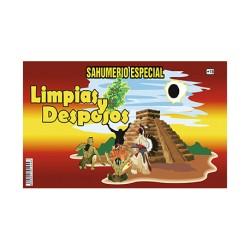 SAHUMERIO ESPECIAL LIMPIAS Y DESPOJOS